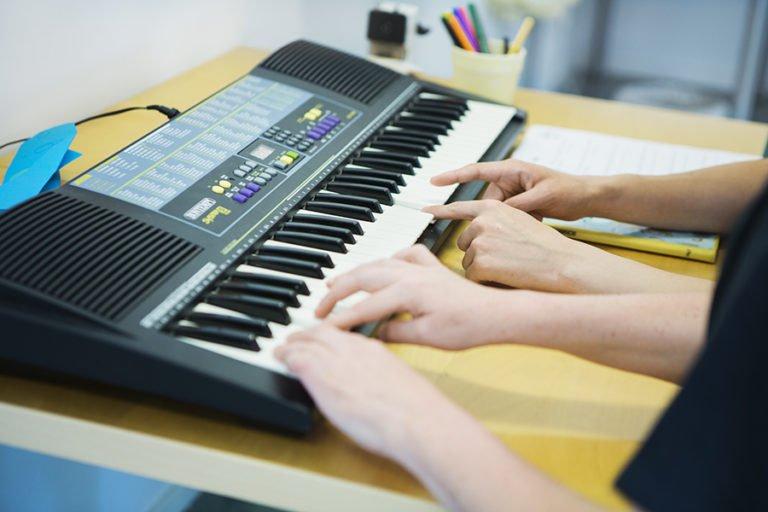elektriskt piano