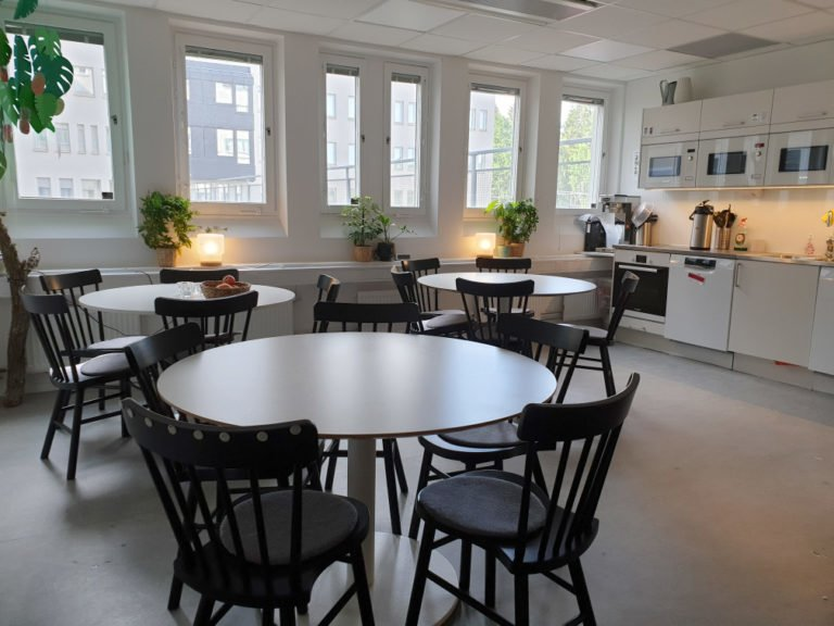 Nytida Haninge Nord kök